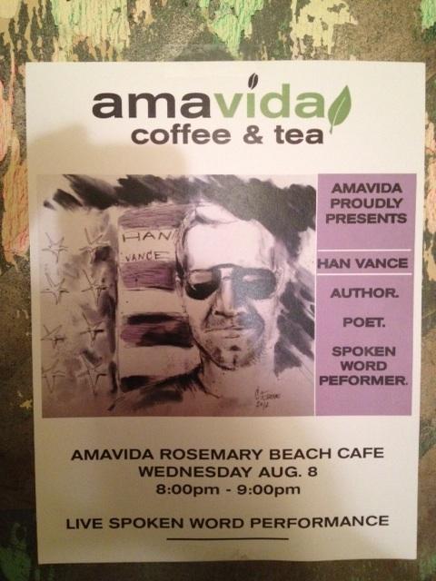 Amavida ~ spoken word