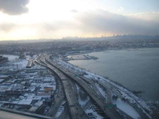 Skyline, Snow, H2O